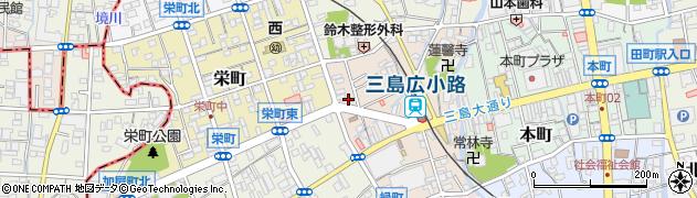 居酒屋ゆめっぱち(夢八)周辺の地図