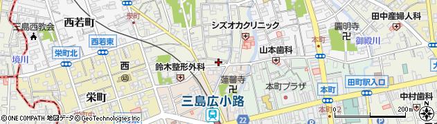 楓周辺の地図