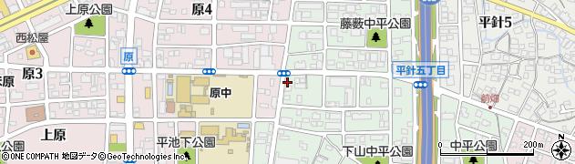 タイム周辺の地図