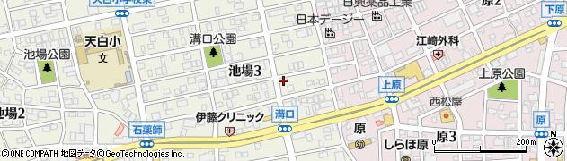 スナックらん周辺の地図