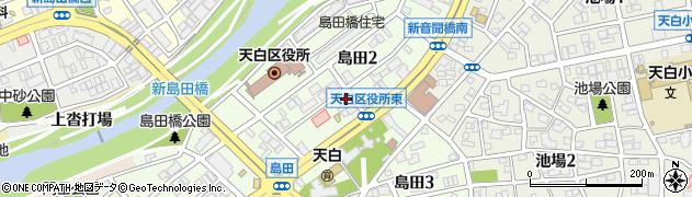 居酒屋えん周辺の地図