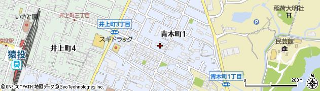 SAGO・8周辺の地図