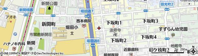 ピッコロ周辺の地図