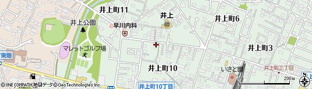 居酒屋あき周辺の地図