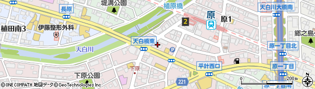 山東飯店周辺の地図