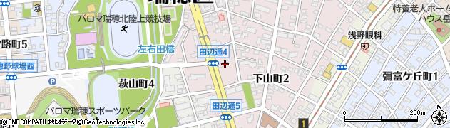 岬周辺の地図
