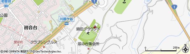 田福寺周辺の地図