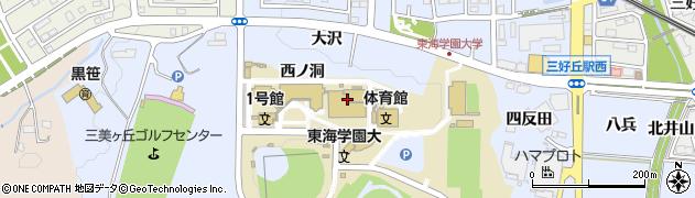 株式会社吉香周辺の地図