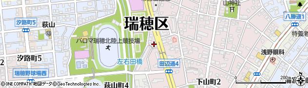 玉よし寿司周辺の地図
