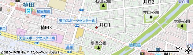 ガロンコーヒー植田店周辺の地図