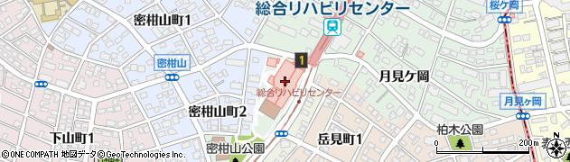 アビーリハビリセンター店周辺の地図