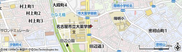 和周辺の地図