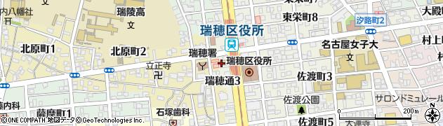 尾鷲周辺の地図