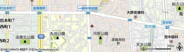 FUCHI乃BAR周辺の地図