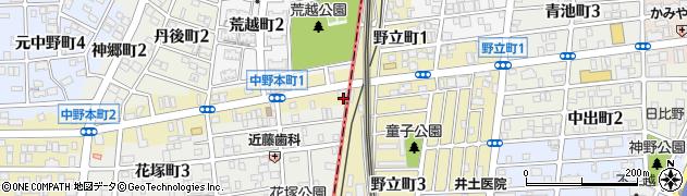 三好周辺の地図
