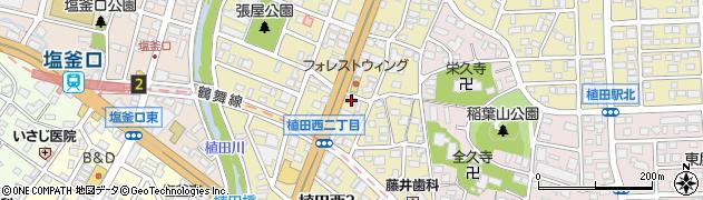ラインストーン(LineStone)周辺の地図