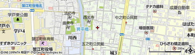宇佐美智周辺の地図