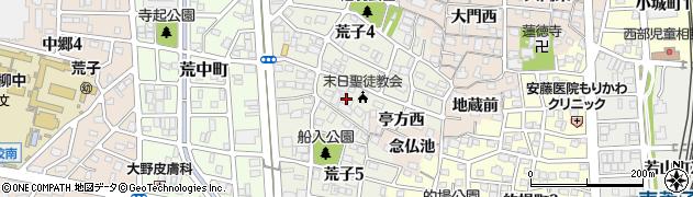 吉田麺業有限会社周辺の地図