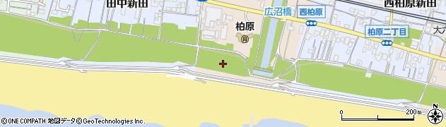 静岡県富士市沼田新田周辺の地図