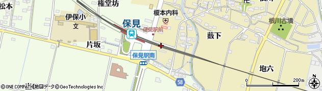 鮨所よし田周辺の地図