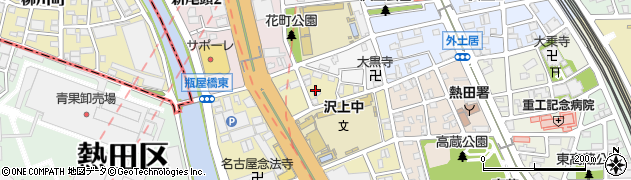 大周寺周辺の地図