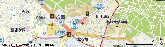みやび家周辺の地図