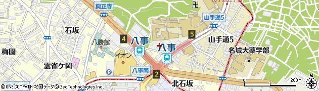 RAZZO周辺の地図