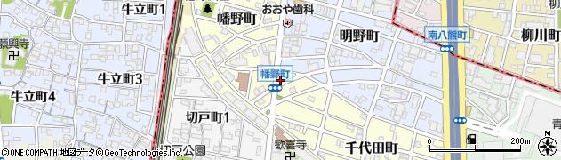 紀州周辺の地図