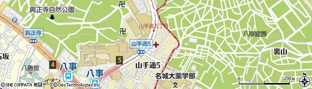 株式会社にりん草周辺の地図