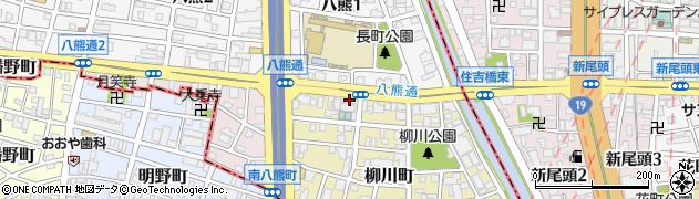 いろは周辺の地図
