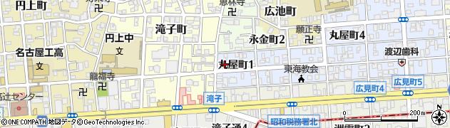 助弥周辺の地図