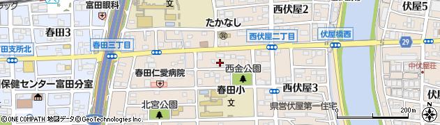 プッチンミルク周辺の地図