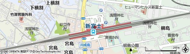 丸鶏HAKOZAKI周辺の地図