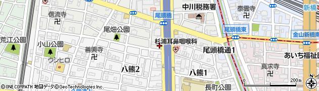 裕子周辺の地図