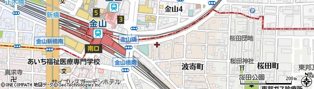 SR周辺の地図