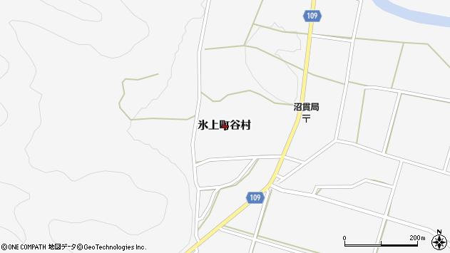 〒669-3572 兵庫県丹波市氷上町谷村の地図
