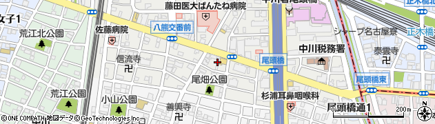 丸大周辺の地図