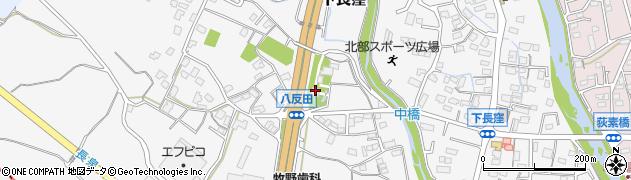 西願寺周辺の地図