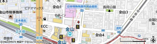 立呑あたり屋周辺の地図