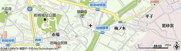 たま太周辺の地図