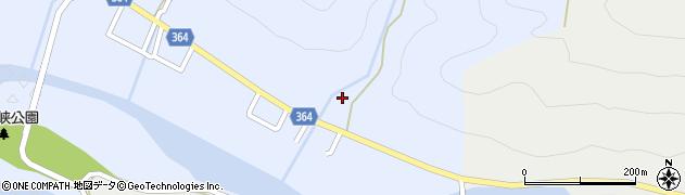 京都府京都市右京区京北下宇津町(中街内)周辺の地図
