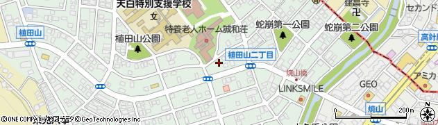 マムズキッチンWaraku周辺の地図