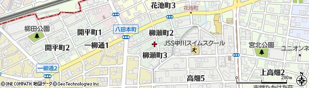 カラオケ喫茶コンドル周辺の地図