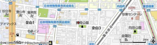 南国酒場ちゃーりーはうす周辺の地図