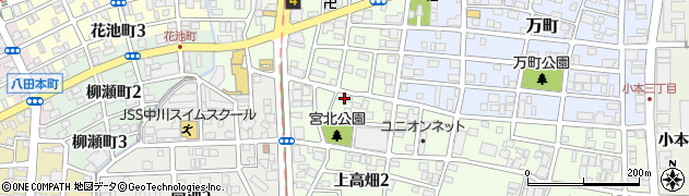 おぎ原‐日本料理周辺の地図