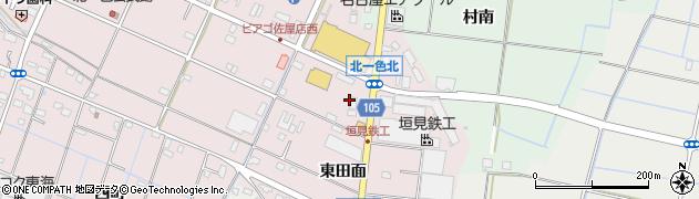 総本家扇屋佐屋店周辺の地図