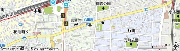 ベイビー・ブー周辺の地図