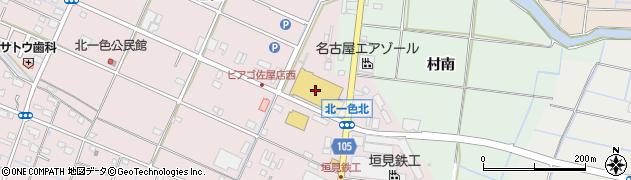 ピアゴ佐屋店桃太郎周辺の地図