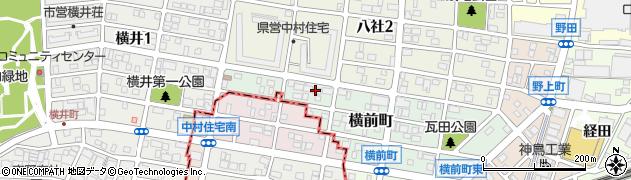 スナック花舞周辺の地図