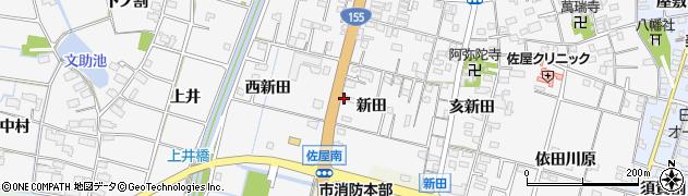 ルージュ周辺の地図